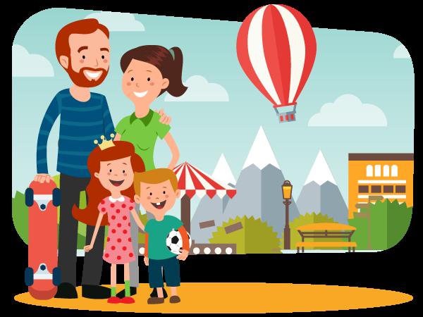 Family First Schweiz - Portal für Familien mit Kindern in der Schweiz