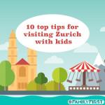 Visit Zurich - Ferien mit kindern in Zürich - Ausflüge Zürich