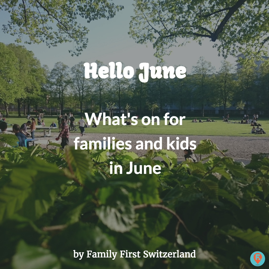 What os for family and kids in june