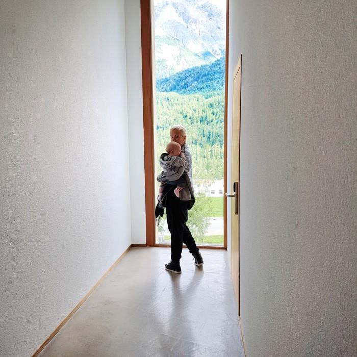 Schweizer Jugendherberge als Familien Hotel