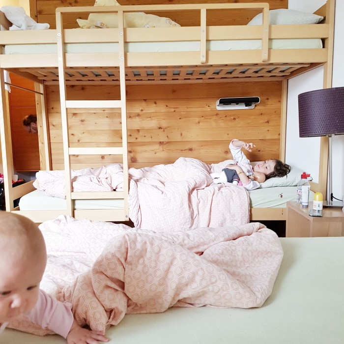 Schweizer Jugendherbergen Family Hostel