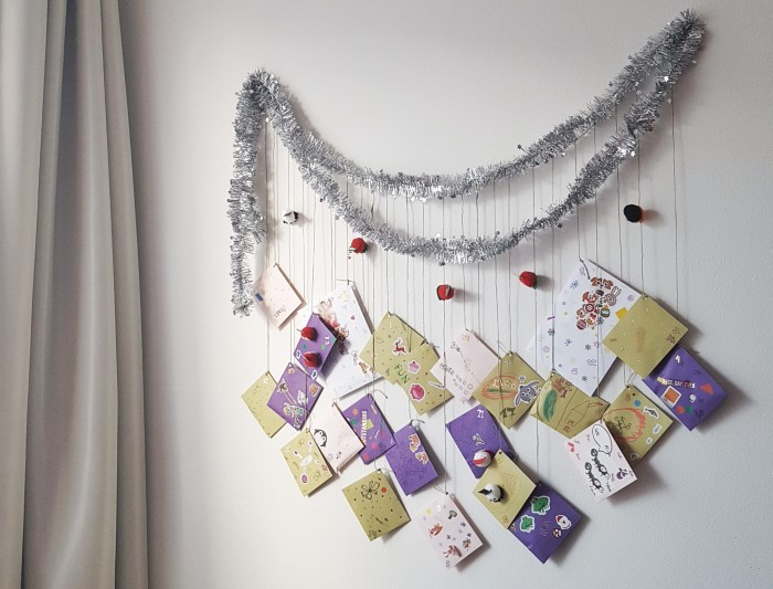 Mamablog Schweiz - Last Minute Adventskalender basteln