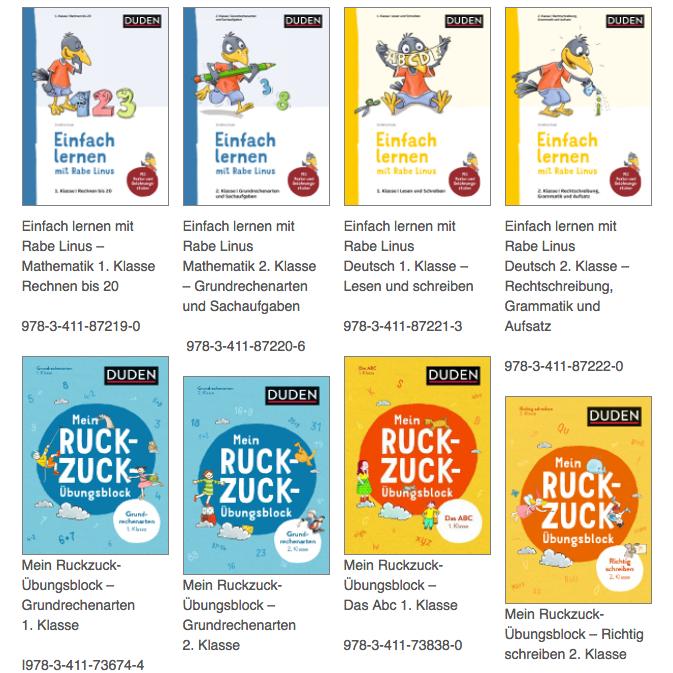 Kinder Übungsblock Schweiz