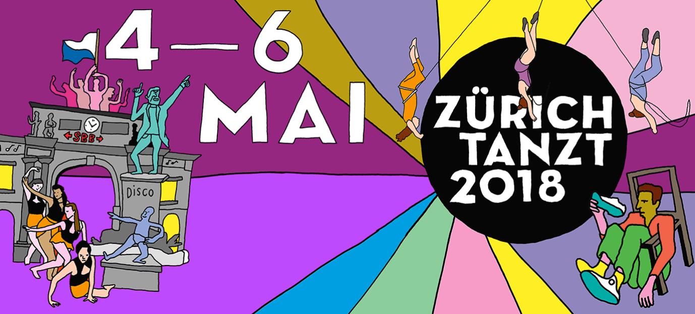 Zuerichtanzt 2018 Family First Wochenendtipps