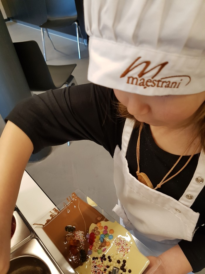 Chocolarium Maestrani for families and kids