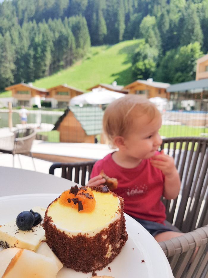 Hotel Feuerstein Nature Family Resort in Südtirol