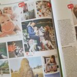 Migros Magazine wrote an article about me as a mom-influencer.