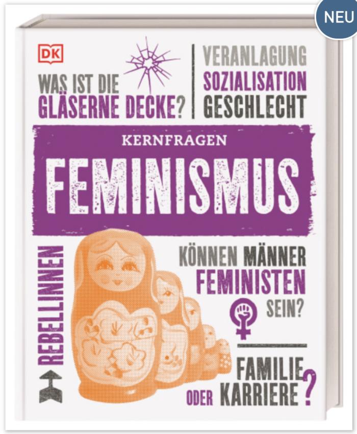 Was bedeutet es eine Frau zu sein? Feminismus – klipp & klar erklärt! Was bedeutet eigentlich Mansplaining? Denken Frauen anders als Männer? Ist das Geschlecht festgelegt? Dieses Feminismus-Buch holt seine Leser*innen durch einen originellen Frage-Antwort-Stil mitten im Leben ab! Es bringt komplexes Wissen verständlich auf den Punkt, stellt Zusammenhänge her und greift auf, was auch junge Menschen bewegt. Viele der aufgeworfenen Fragen haben einen direkten Bezug zum Alltag, wodurch das Buch einen hohen praktischen Nutzen hat.
