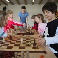 Spannende Halb- und Ganztagscamps Schach und Fussball /, Exciting half and whole day camps chess & soccer