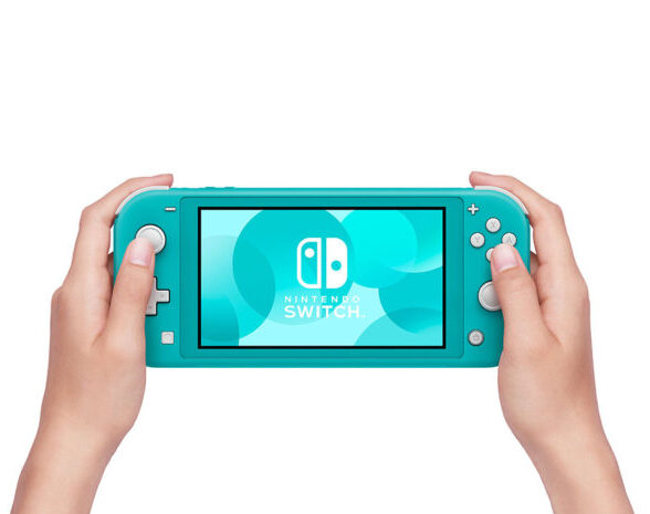 Nintendo Switch Lite in Turquoise