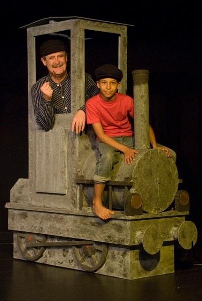 Jim Knopf und Lukas dr Loggifüehrer