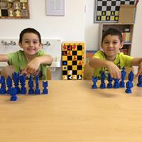 Spannende Halb- und Ganztagscamps Schach und Theater / exciting half and full day camps chess and theater