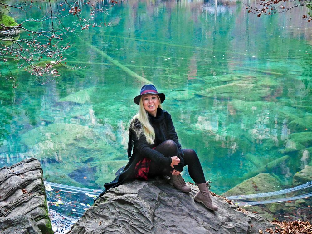 Blausee Wanderung