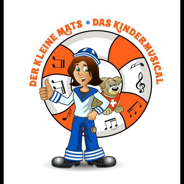Der kleine Mats - Das Kindermusical von und mit Gunvor