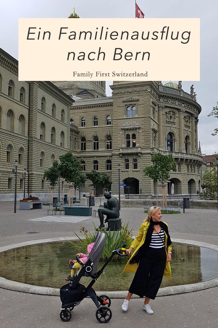 Ein Familienausflug nach Bern