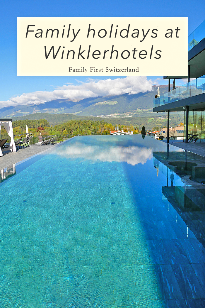 Excellent family holidays begin at Winkler hotel