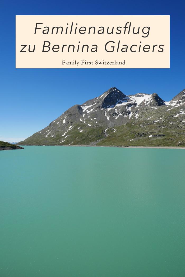 Familienausflug zu Bernina Glaciers