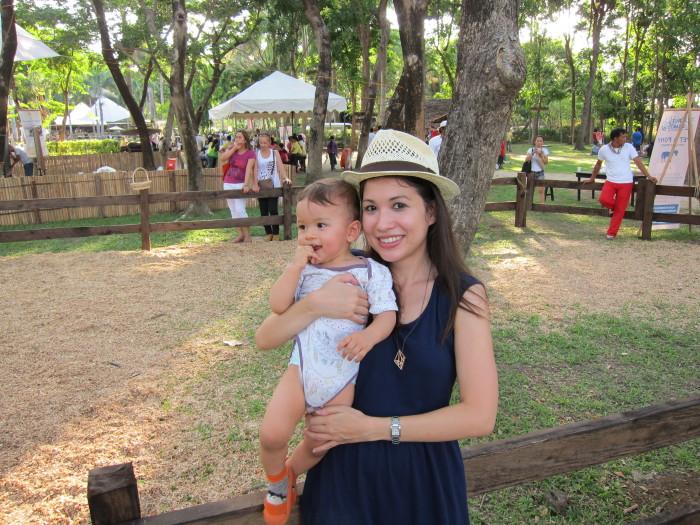 Schweizer Mama auf den Philippinen