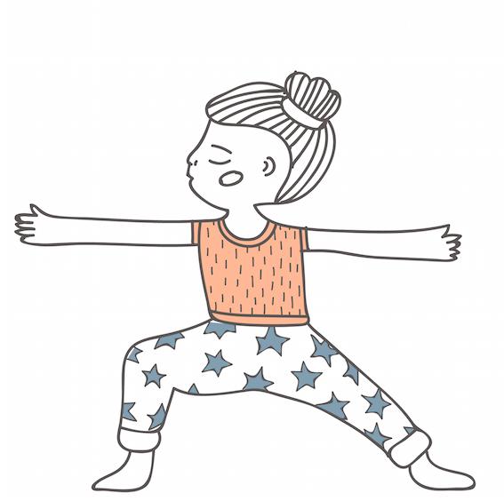 Gratis Yoga für Kinder, Teenies, Familien und Erwachsene