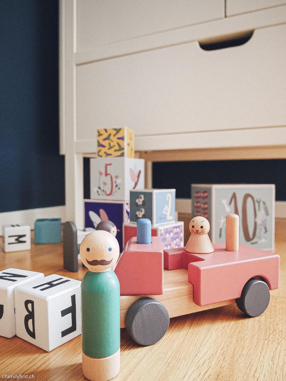 Kinderzimmer mit Sebra Interior Schweiz