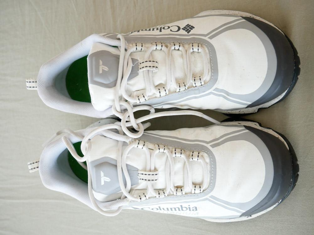 Packliste fürs Wandern mit Kindern:Conspiracy Titanium ODX Eco Shoe
