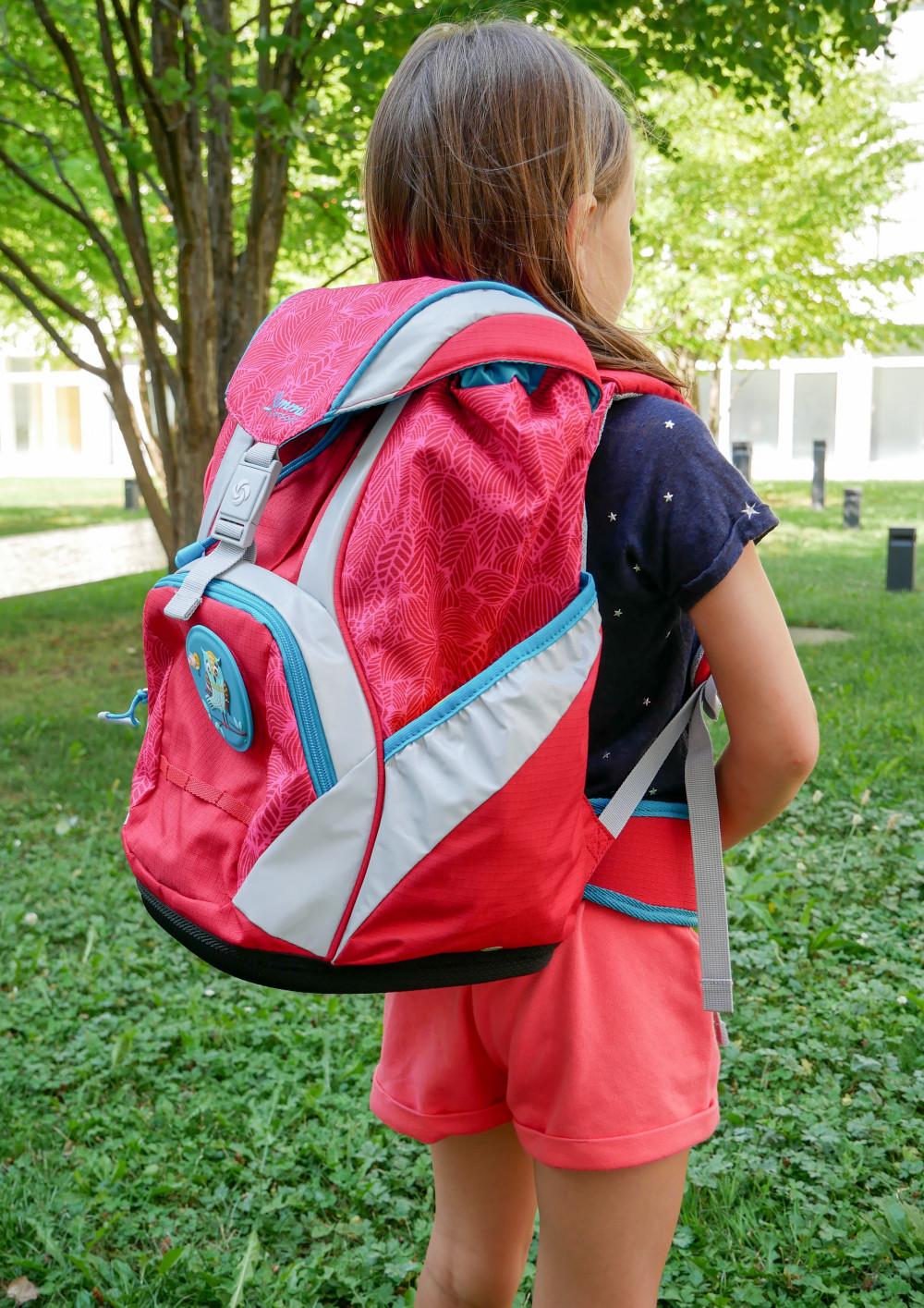 Einkaufsliste für den Schulstart in der Schweiz mit einem Tipp für den besten Schulrucksack