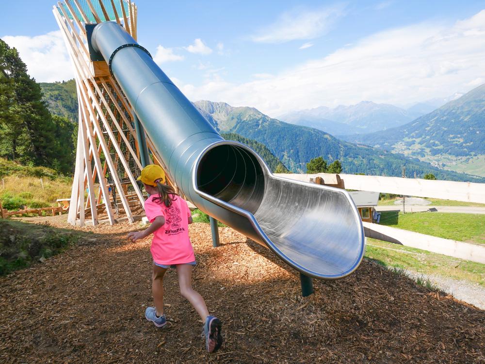 Ausflugsziel Zirben Park Pitztal