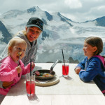 Pitztal Gletscher mit Kindern erleben