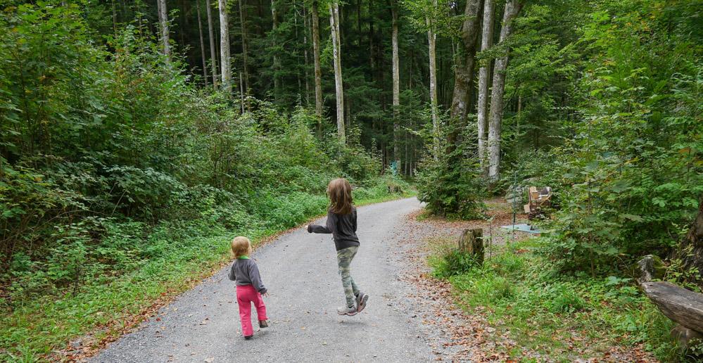 Foxtrail in Ballenberg mit Kindern erleben