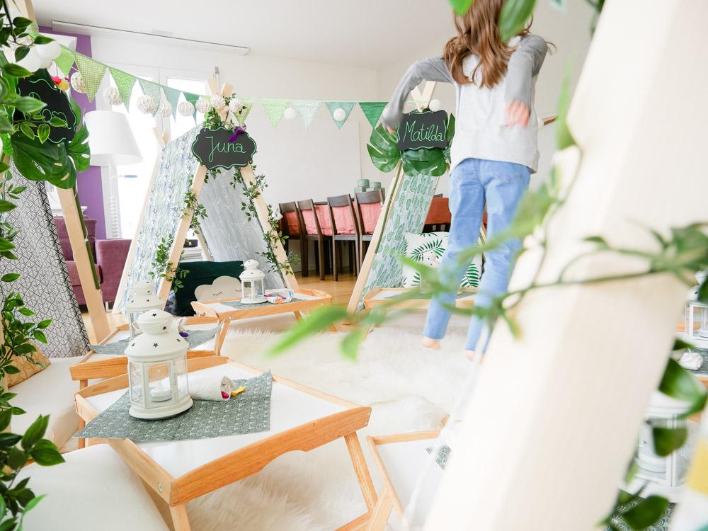 Wie Ihr eine einzigartige Übernachtungsparty zuhause ausrichtet