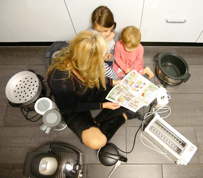 Die SENS-Stiftung hat ein Kinderbuch mit Illustrationen zum Thema Recycling erstellt