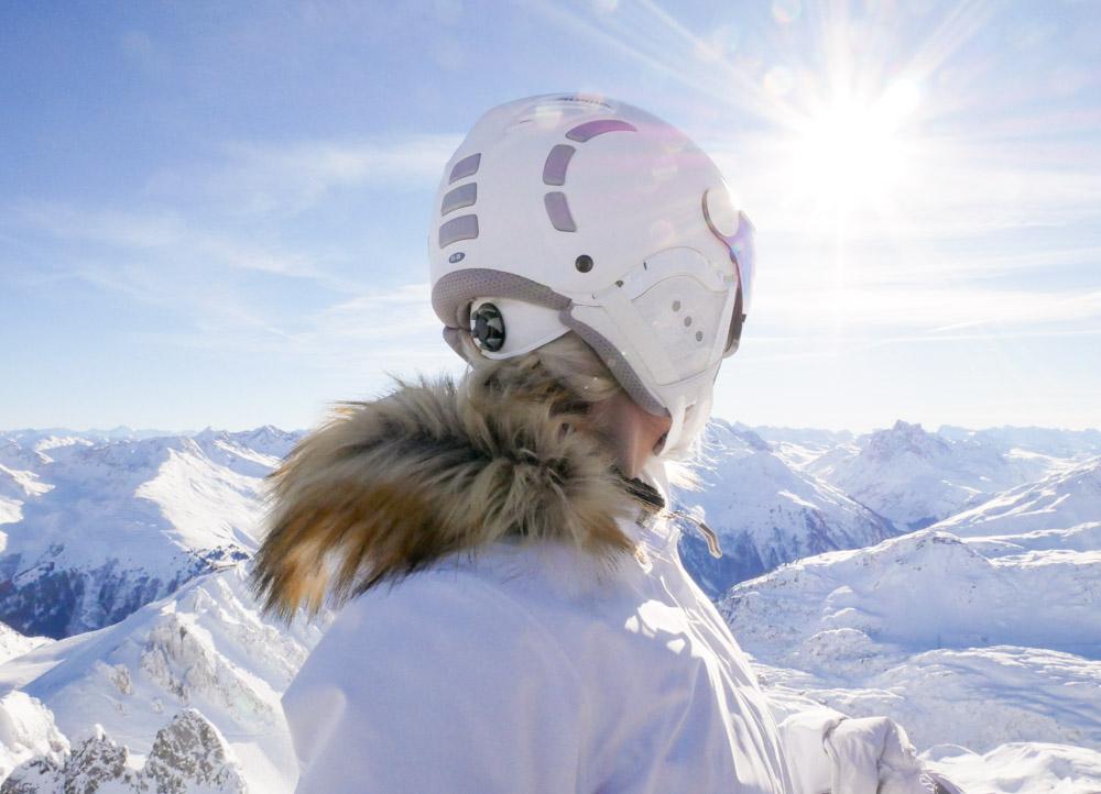 Alpina Helm und meine Favoriten auf der Piste in diesem Winter