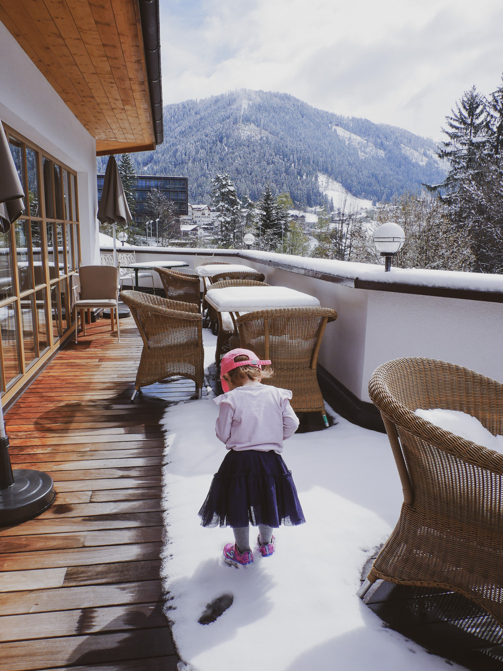 Our delightful spring break at Hotel Engel in South Tyrol