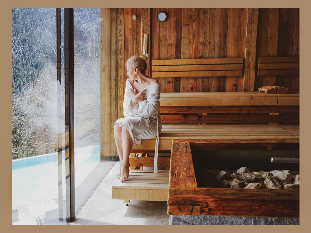 Hotel Engel Event Sauna