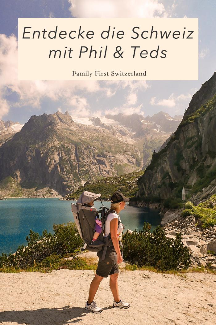 Entdecke die Schweiz mit Phil & Teds