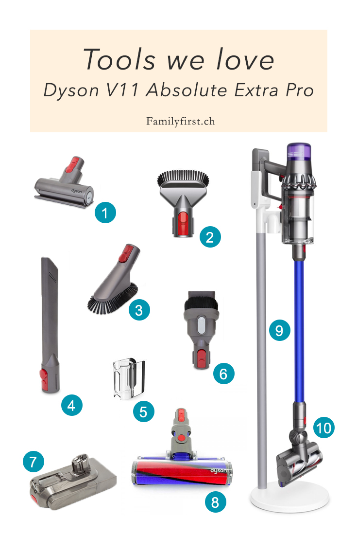 Pinterest Dyson V 11 Tools
