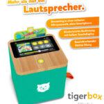 Tigerbox TOUCH Schweiz-Tigerbox TOUCH kinderleicht Hörspiele entdecken