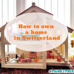 Ein Haus in der Schweiz