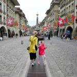 Unser Familientagesausflug nach Bern