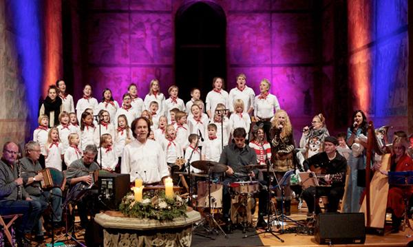 Jimmy Flitz Wiehnacht / Folk-Rap-Jodel-Soul-Kirchengesang