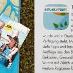 Wir Eltern Magazin über Family First