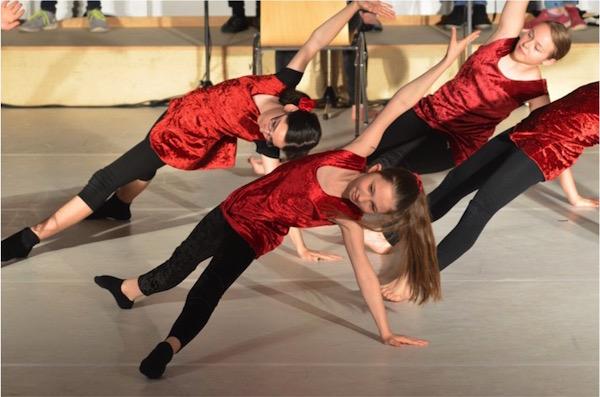 Zeitgenössischer Tanz ab 10 Jahren