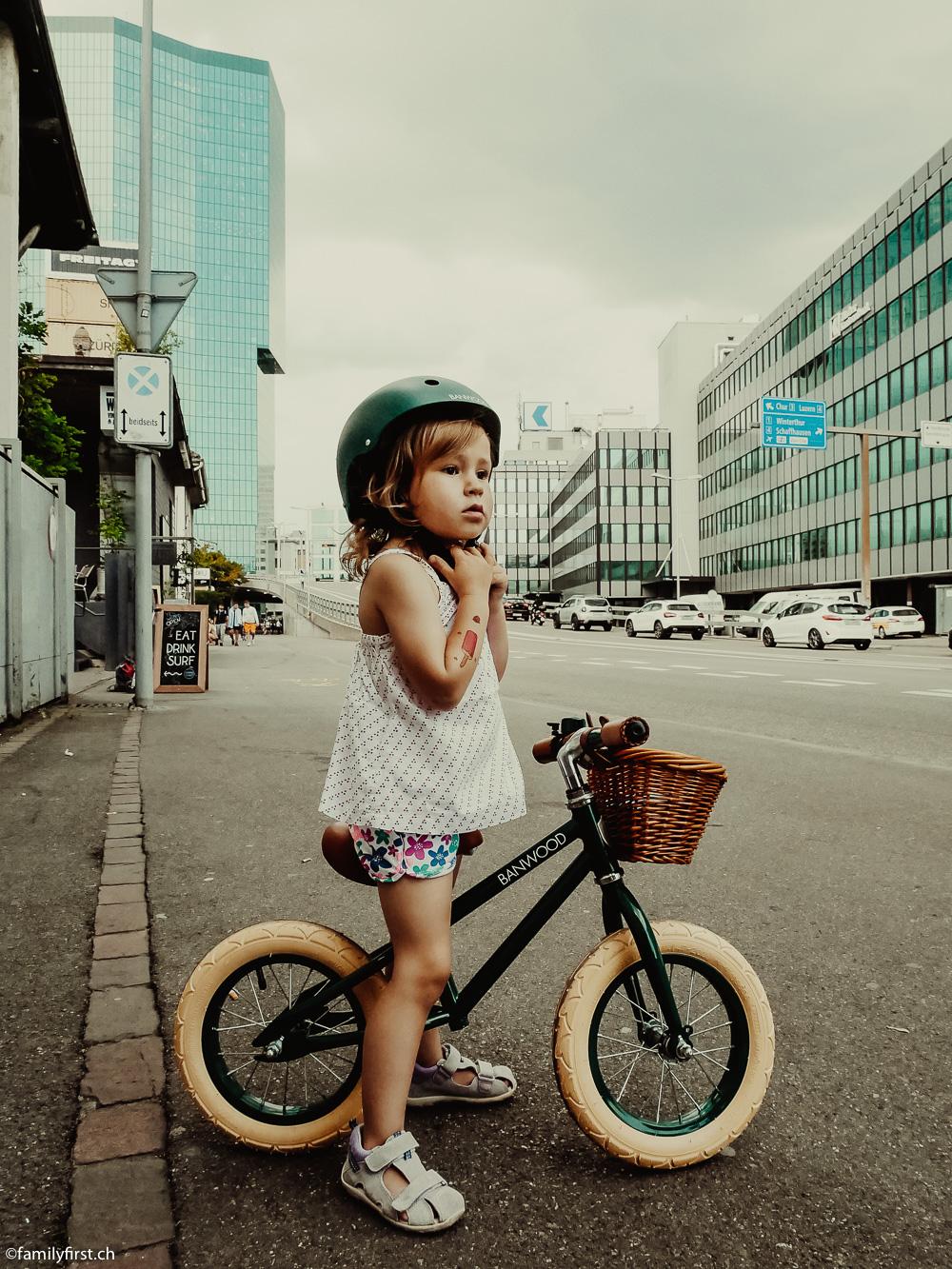Zurich by Bike