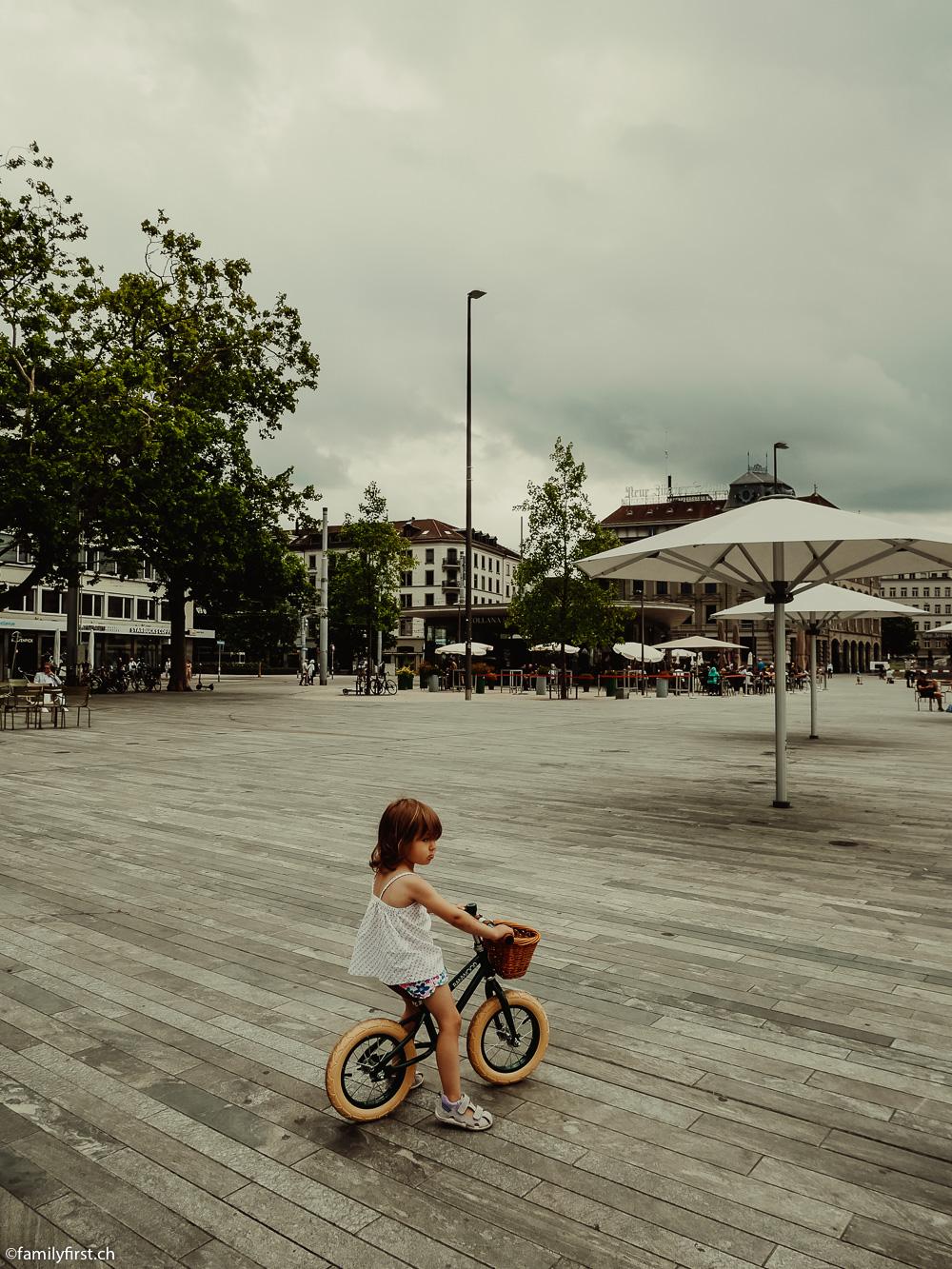 Entdecken Zürich mit Kindern