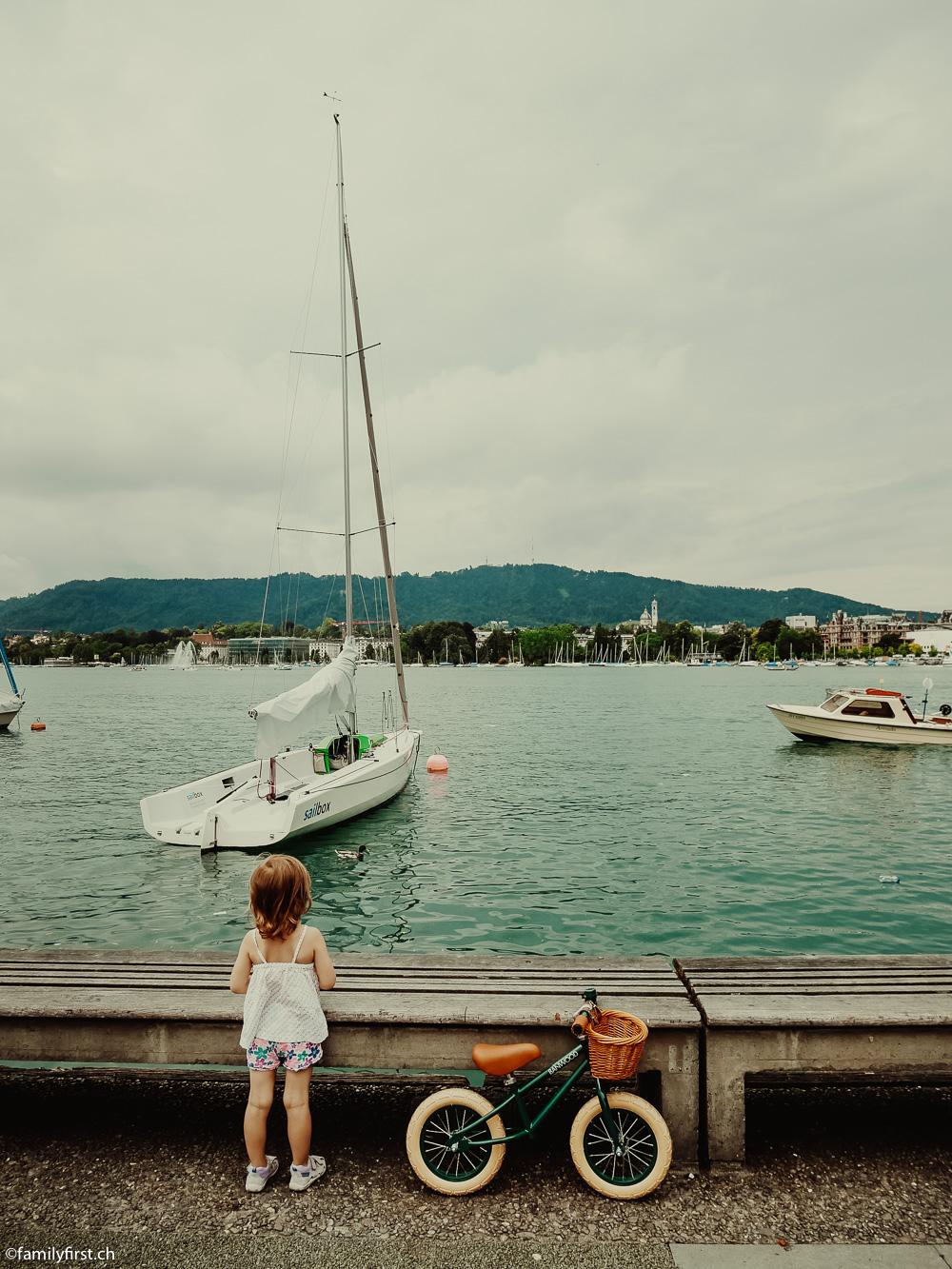 Discover Zurich with children