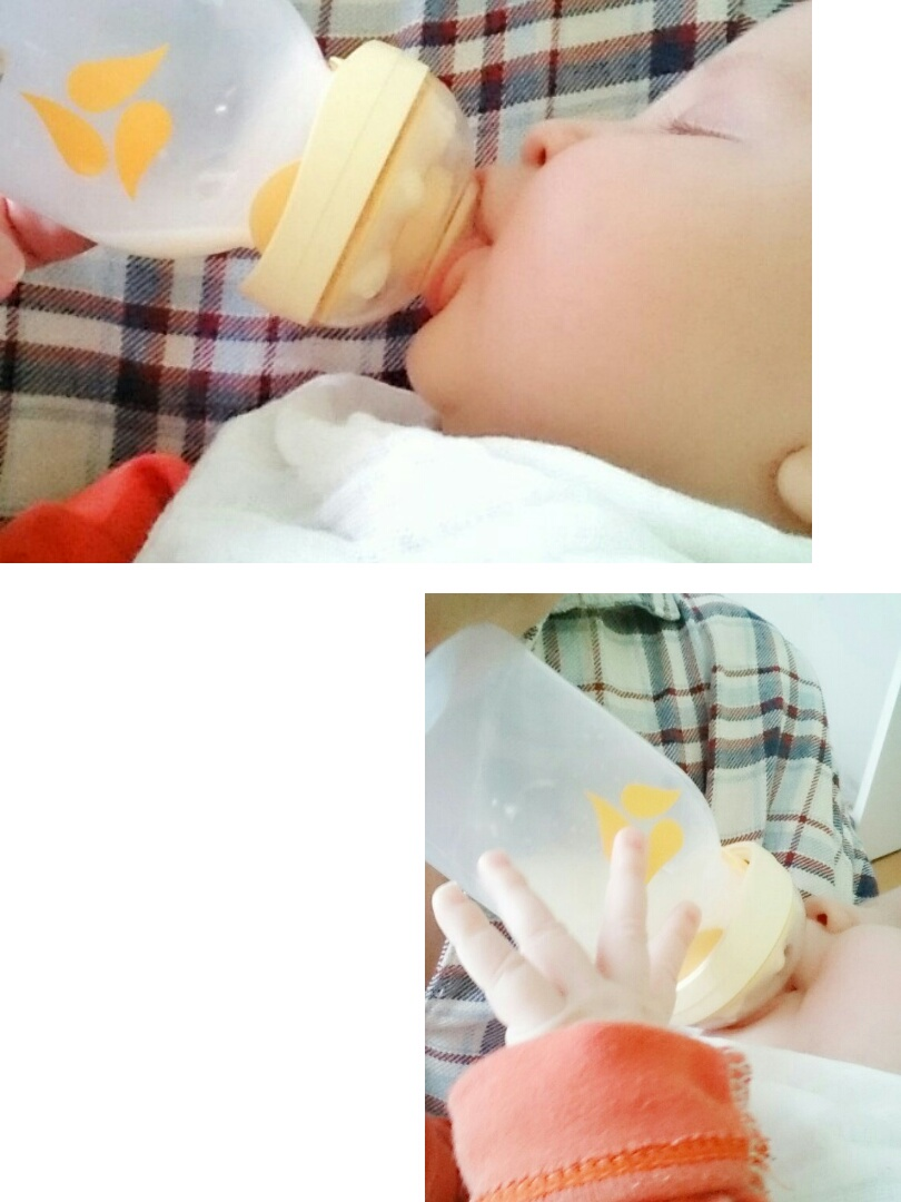Breastfeeding with Medela