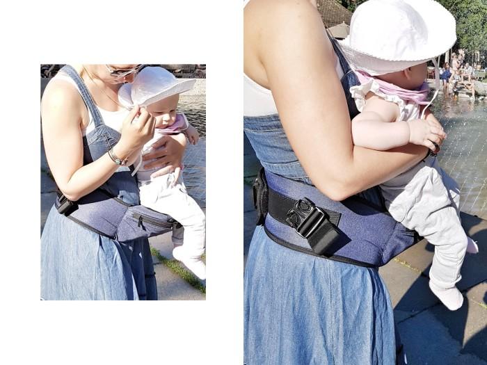MiaMily Babytrage im Test bei Family First Schweiz