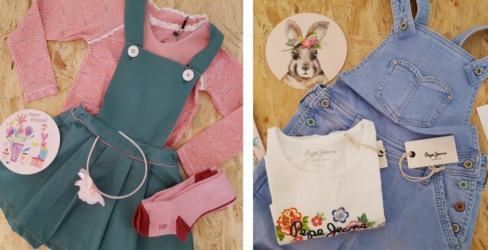 Kinderbekleidung Zug