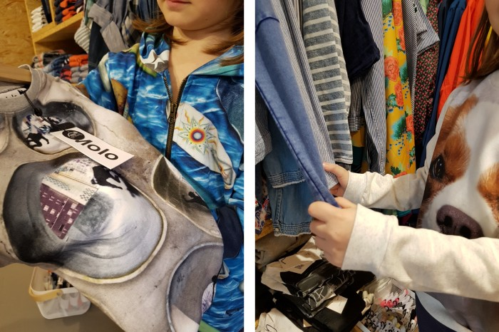 new shop for kids clothing in Zurich
