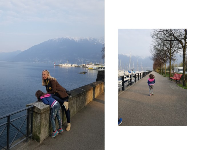 Ticino with family and children